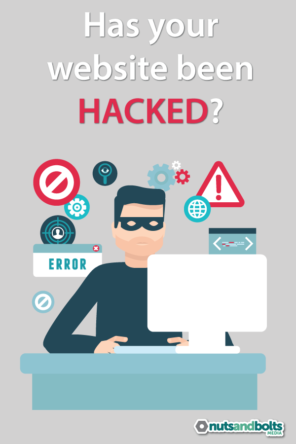 Four simple steps to identify and clean up a hacked website. via @nabmco