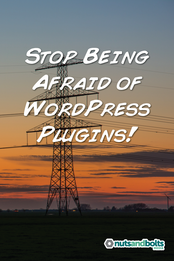 A call for common sense and good judgment when it comes to using (or not using) WordPress plugins. via @nabmco