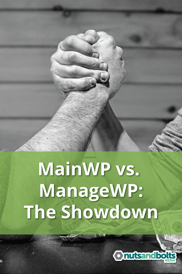 A comparison of ManageWP and MainWP for managing multiple WordPress websites. via @awhitmer83
