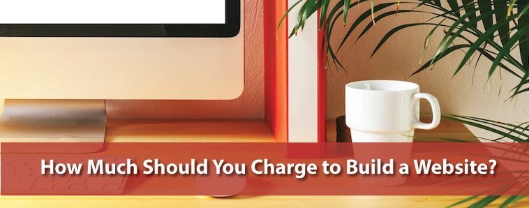 How much should you charge to build a website for Website building cost