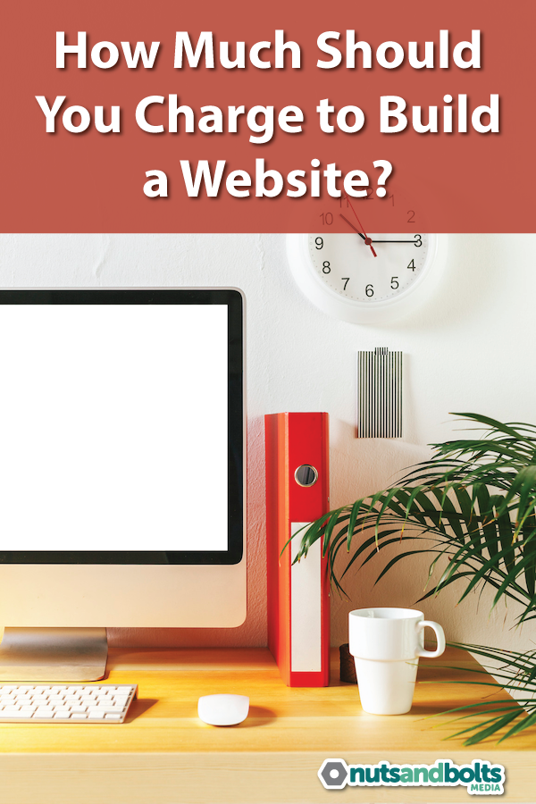 Questions to ask yourself when determining what to charge to build a website. via @nabmco