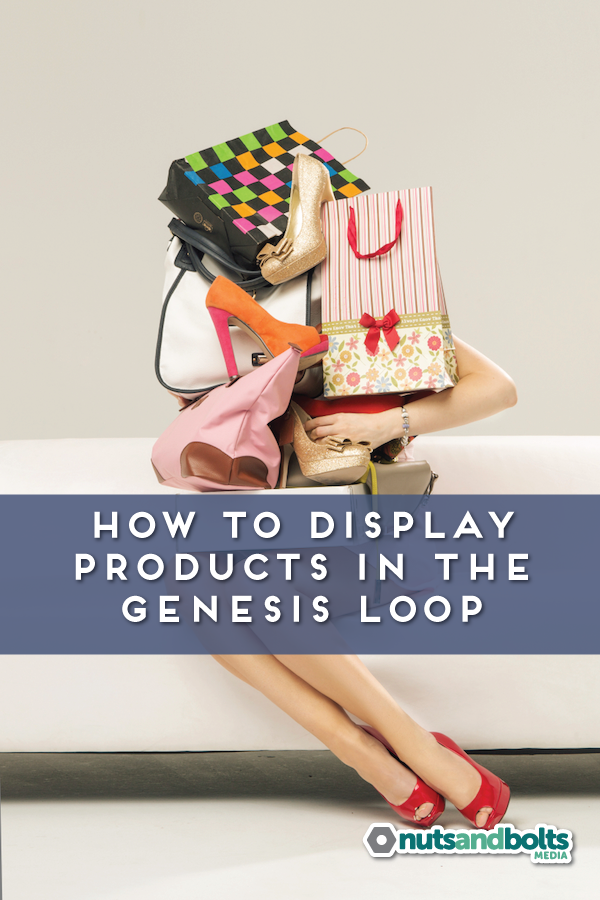 This post explains how to display a featured product and product image in the Genesis blog post loop. via @nabmco