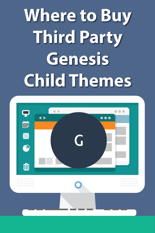 Where to Buy Third Party Genesis Child Themes via @nabmco
