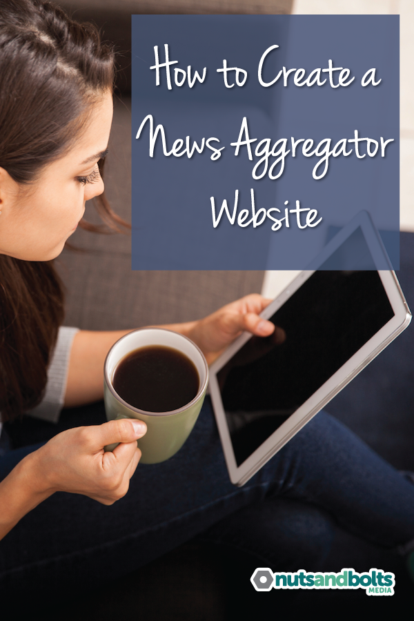 This posts explains how to create a WordPress aggregator site like The Daily Bolt based on RSS auto posts. via @awhitmer83
