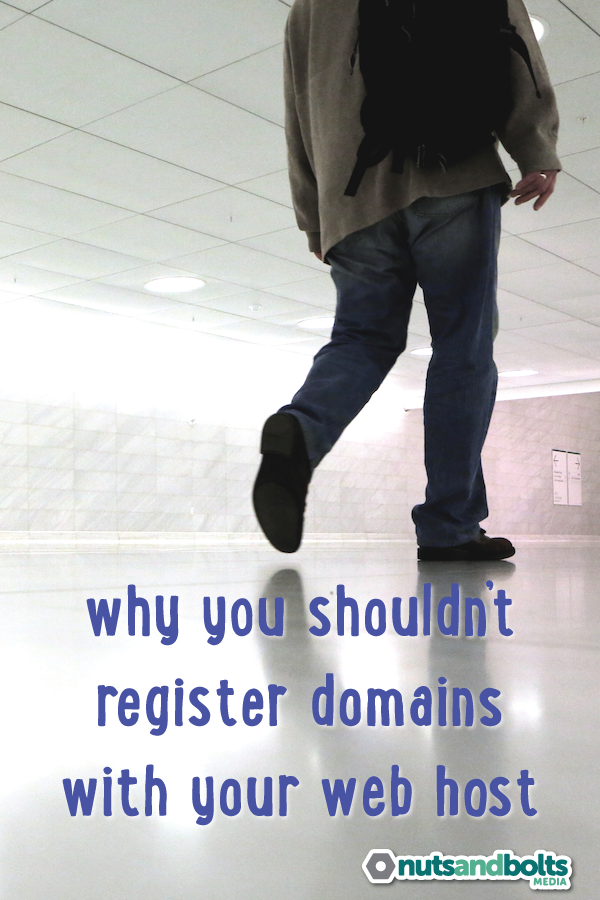 Why you should never register domains with your web host via @awhitmer83