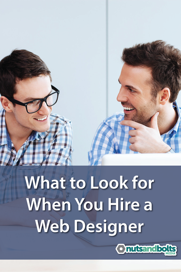 What to Look for When You Hire a Web Designer via @awhitmer83