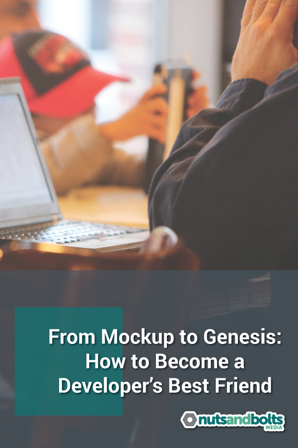 Are you considering outsourcing your Genesis development? This article and accompanying video provide actionable tips for working with a developer. via @nabmco